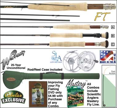 Cabelas Fly Rods
